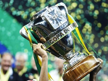 CBF sorteia mando de campo das semifinais da Copa do Brasil