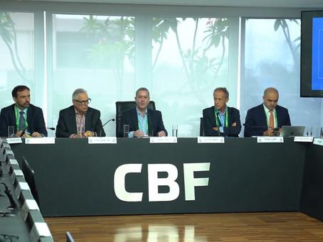 CBF suspende competições nacionais por conta do coronavírus