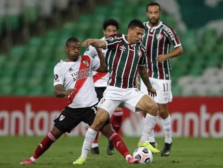 River Plate x Fluminense - Jogo decisivo para os dois times.