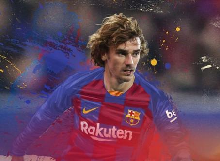 Agora é oficial! Barcelona anuncia contratação de Griezmann