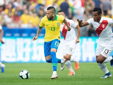 Brasil, cuidado com os peruanos!