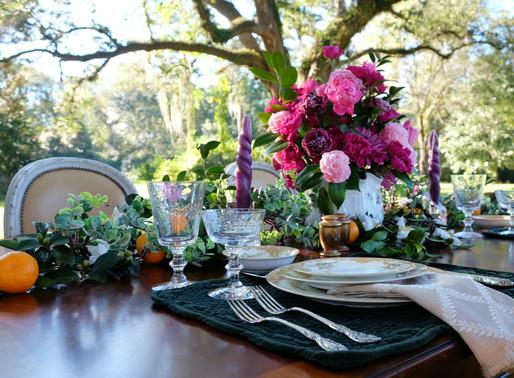 Louisiana Thanksgiving