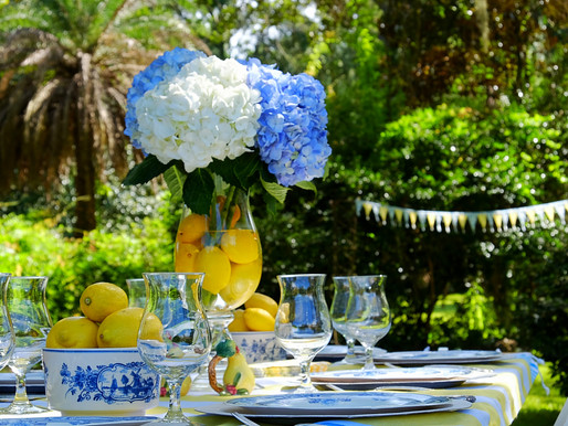BRIDAL SHOWER, GARDEN PARTY