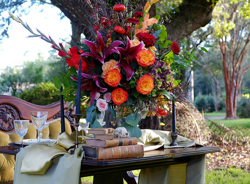 Bewitching Fall Florals