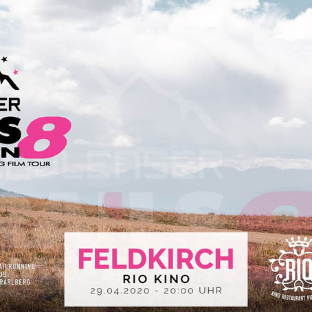 Trails in Motion Film Tour - Rio Kino Feldkirch am 29.4.2020
