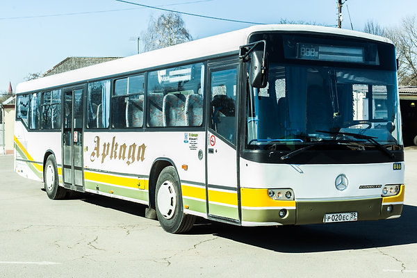 Mercedes Benz Connecto 2006 г. 46 - 51 место