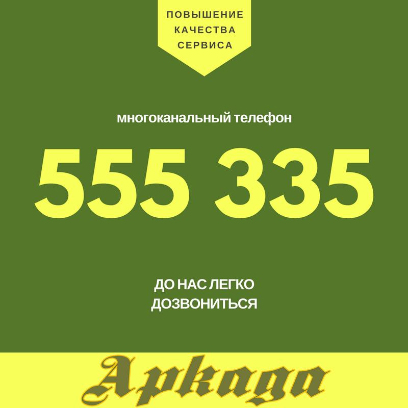 Аркада 555 335