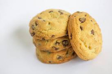 Big Pete's Gluten Free Chocolate Chip Mini Cookies 120mg