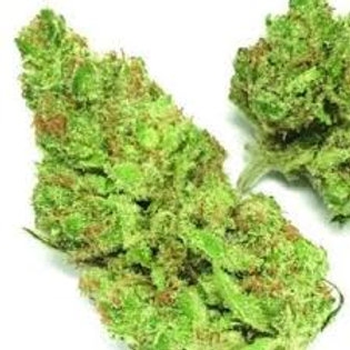 Green Punch marijuana strain
