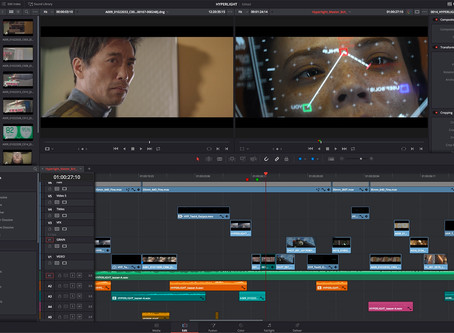 Davinci Resolve vs. The World