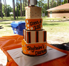 NHHS Graduation Cake