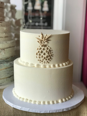 Pineapple Engagement Party