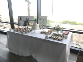 Smooth Cutting Cake and Dessert Bar