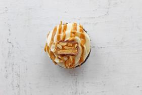 Reverse Flash Cupcake