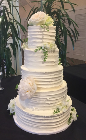 Five Tier Beach Elegance
