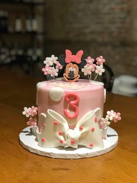 Minnie's 3rd Birthday