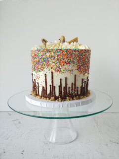 Hot Mess Cake