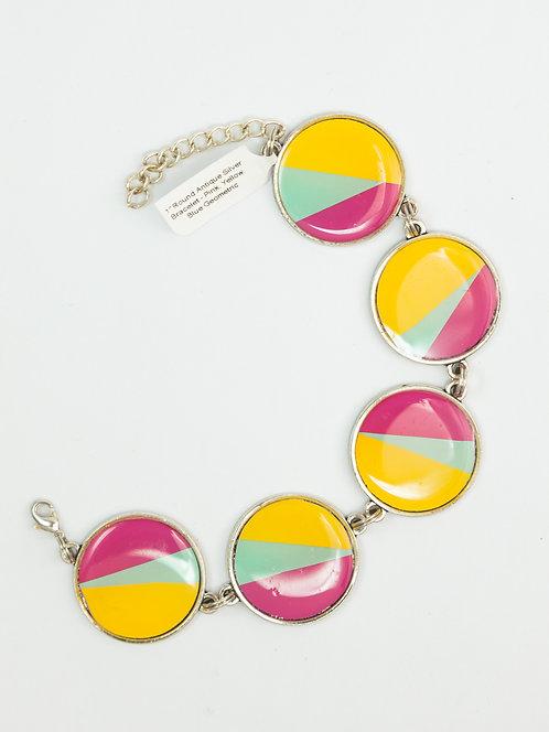 Mod Geometric- Bracelet