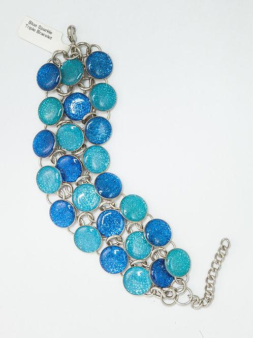 Ocean Glitter - Bracelet