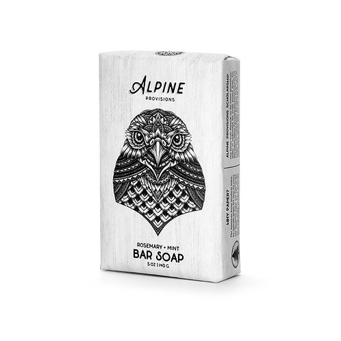 Bar Soap Rosemary + Mint