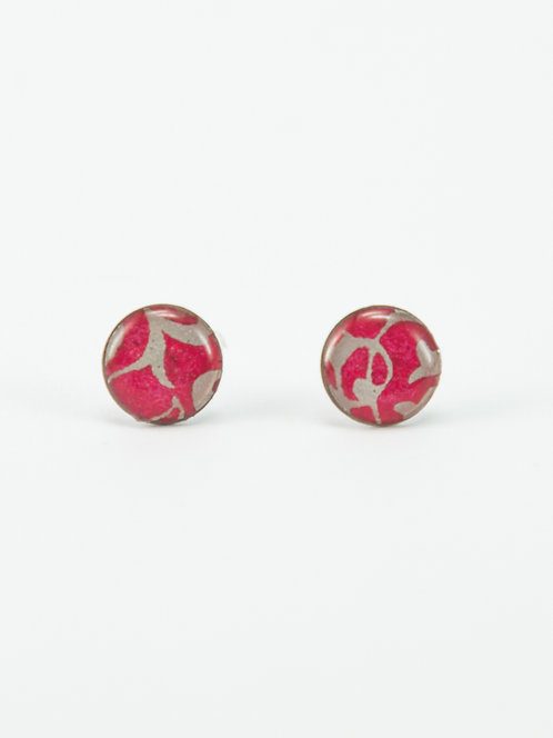 Pink What? - Earring Stud