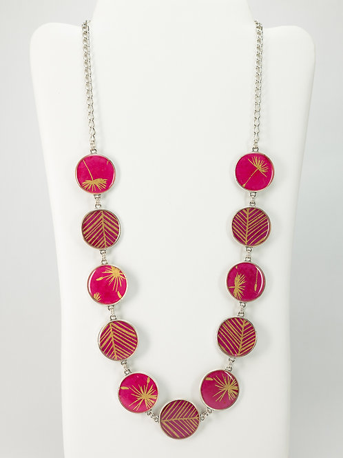 Gold Palms - Necklace
