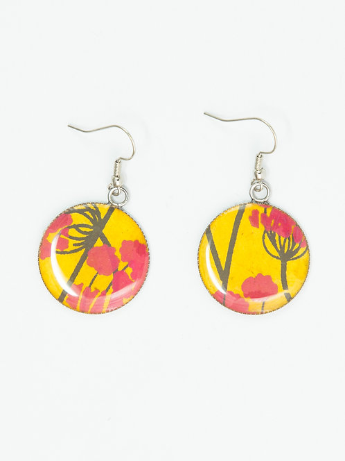 Poppies - Earring