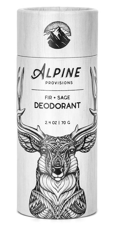 Fir + Sage Deodorant
