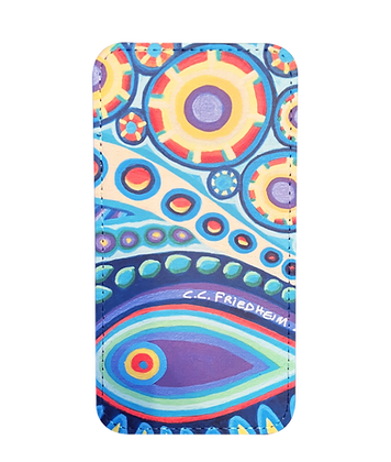Samsung Galaxy S21 Wallet Case - Blessings