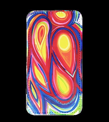 iPhone 12 / 12 Pro Wallet Case - Guardian Angel