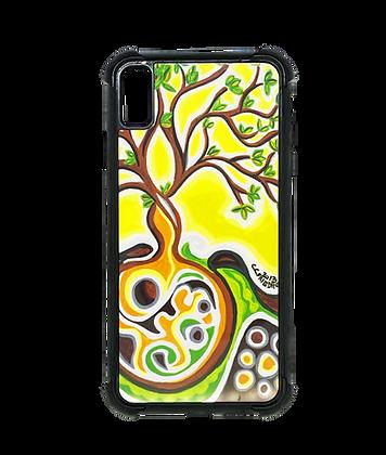 iPhone X Max - Yellow Tree