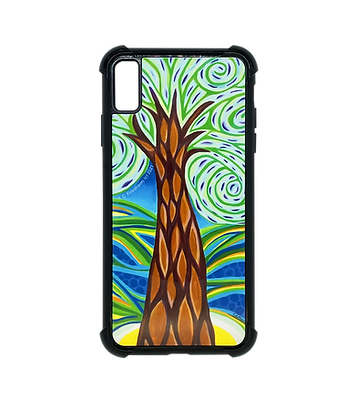 iPhone X Max - Green Tree
