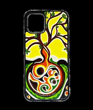 iPhone 12 Mini - Yellow Tree