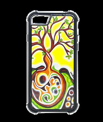 iPhone 6/7/8 SE - Yellow Tree