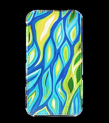 Samsung Galaxy S21 Wallet Case - River Marsh