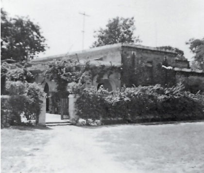 House at Aligarh Zarina