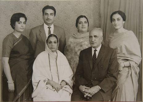 Zarina's Family
