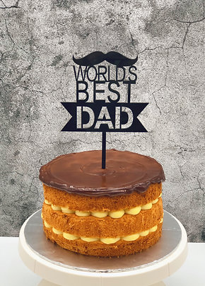 Worlds Best Dad (Free Delivery)