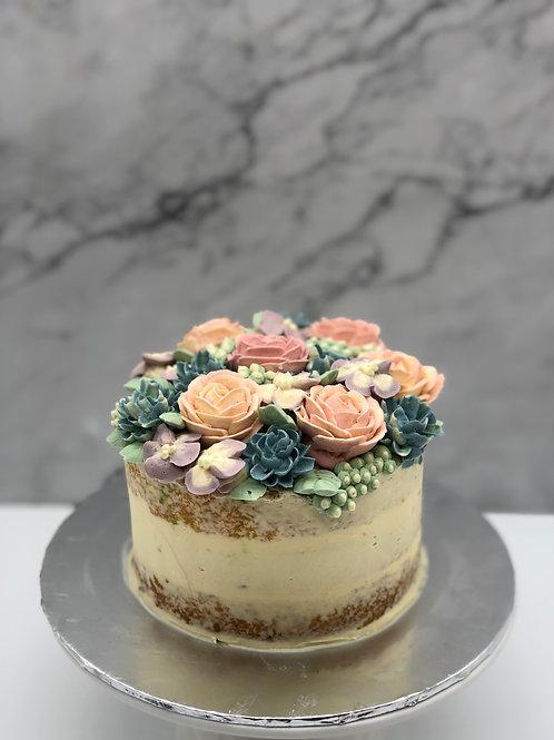 Prestige Buttercream Floral