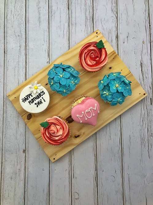 Mother's Day Cupcakes (Free delivery)
