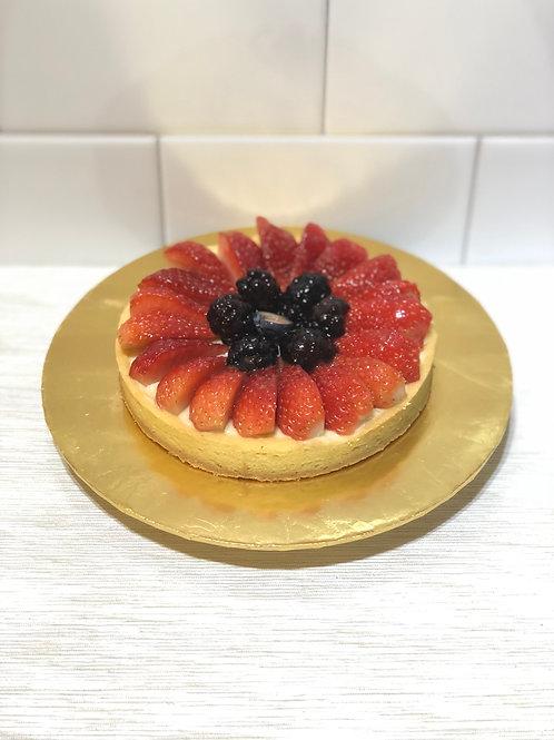 Custard Fruit Tart