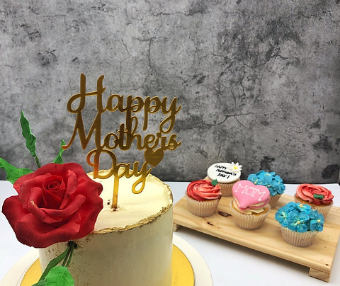 Mother's Day Cake (Free delivery)