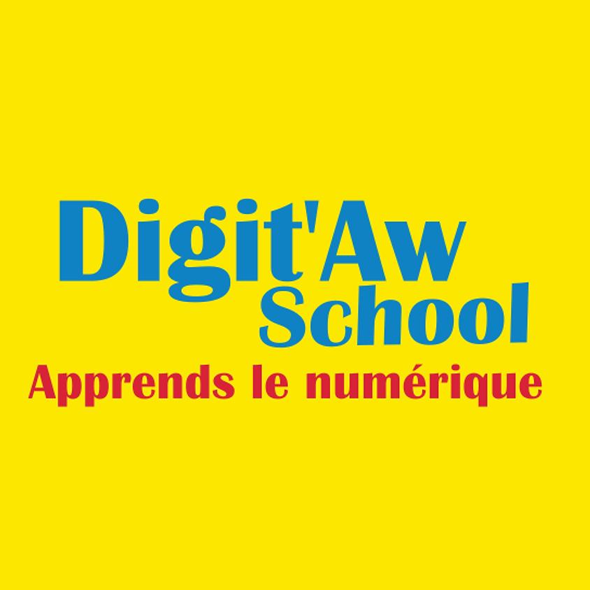 ATELIER DECOUVERTE POUR LES JEUNES : Initiation à la programmation créative by DIGIT'AW SCHOOL