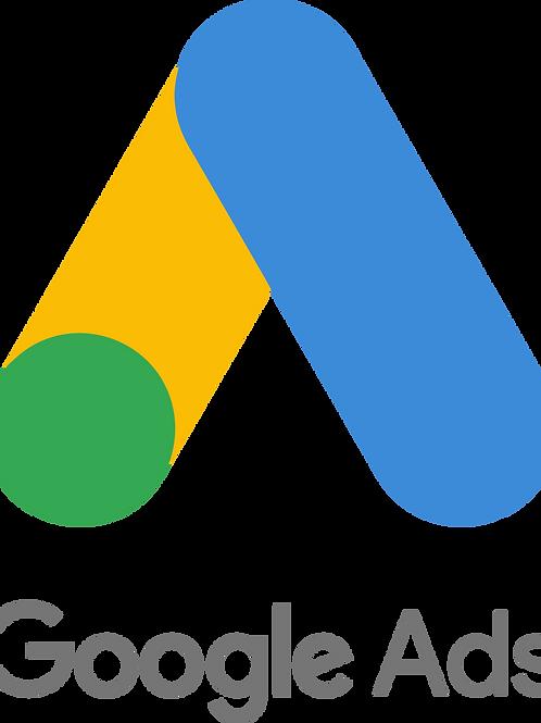 Campagne publicité Google (web et appli) (par semaine)