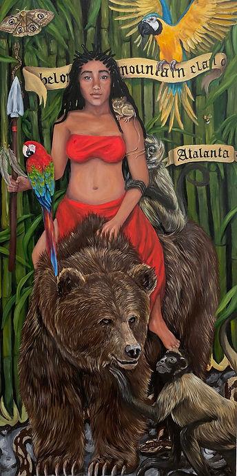 Atalanta- Goddess Study