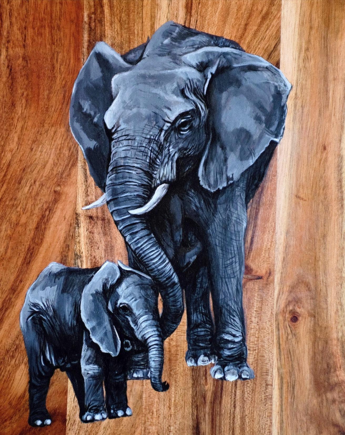 Elephant- Commission