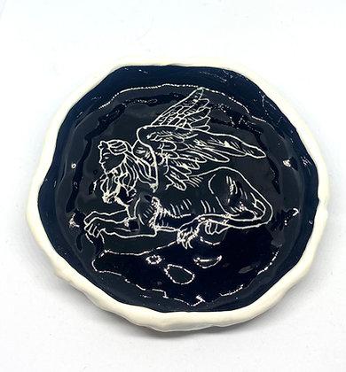 Sphinx Plate