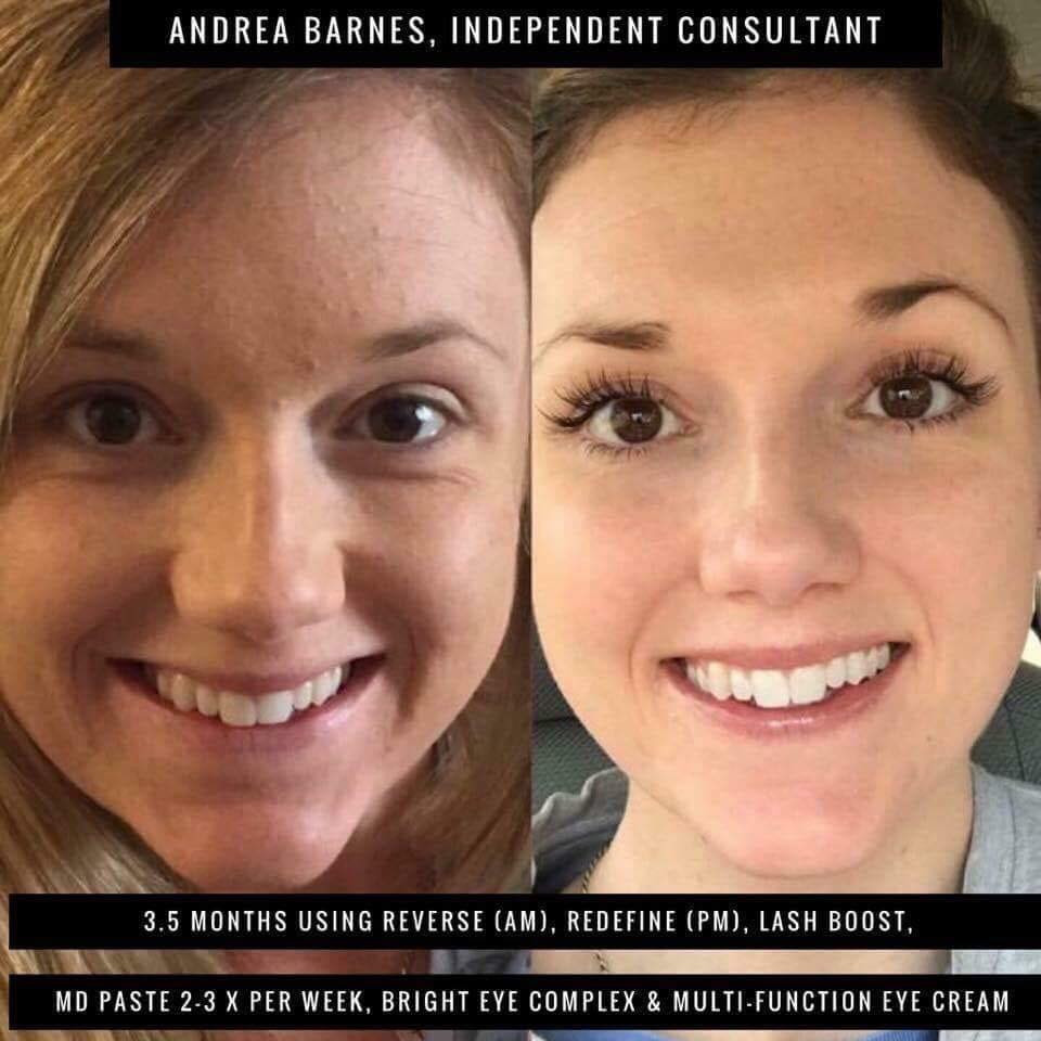 Andrea Barnes - Independent Consultant