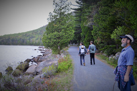 Bubble Pond Trail Acadia