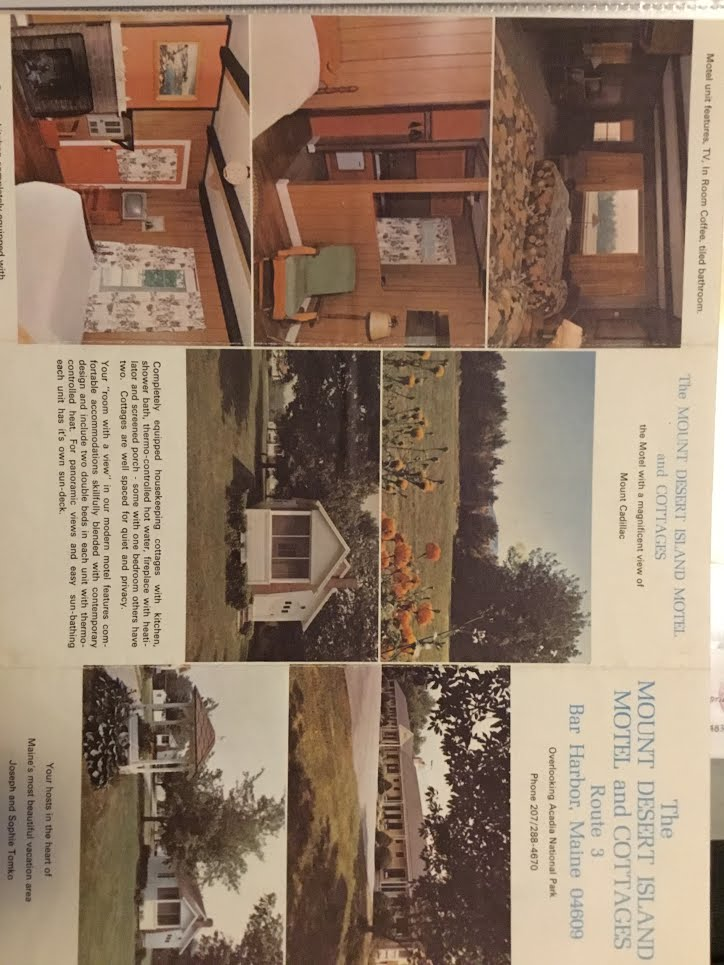 Old Eden Village Brochure